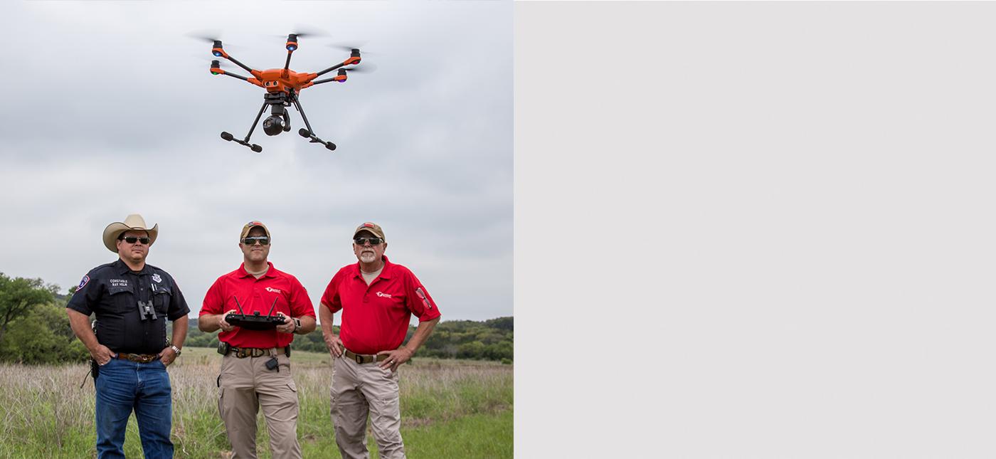 H520E BOS Drone