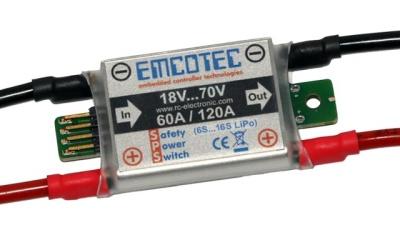 SPS SafetyPowerSwitch 70V 60/120A