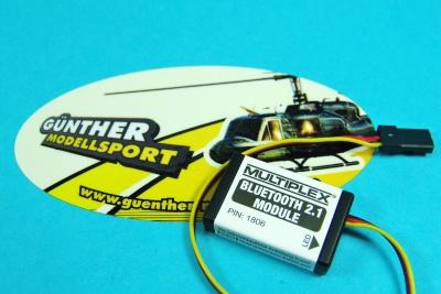 Multiplex Bluetooth Modul f. WINGSTABI