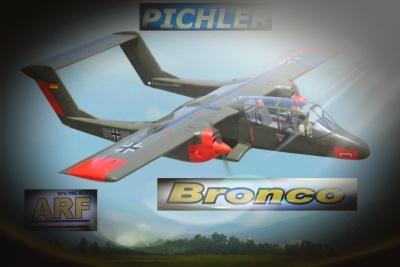 OV-10 Bronco / 1800mm Nr.: C9118 von Pichler