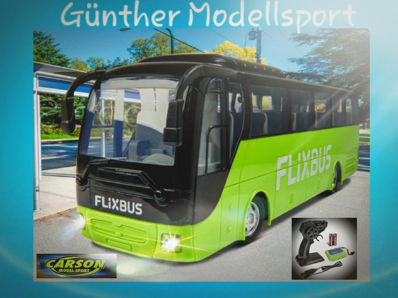 Carson FlixBus 2.4GHz 100% RTR, 500907342