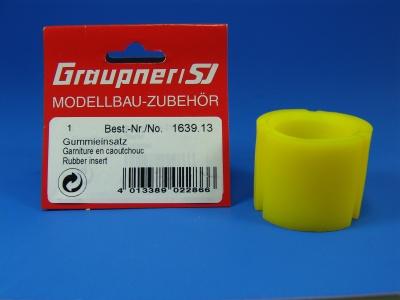 Gummieinsatz Ø36x30mm