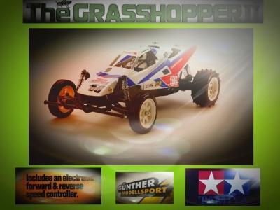 1:10 RC The Grasshopper II 2017 Nr.: 300058643 v.Tamiya