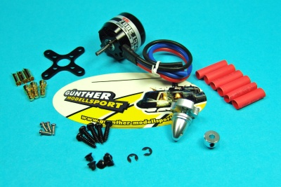 COMPACT 300Z 760KV brushless Motor