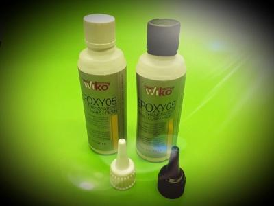 Epoxi-Rapid 200 g ,Flasche,5 Minuten Kleber Nr.: 80476