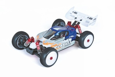 WP FLASH 3.0 RACE Brushl. RC Buggy RTR