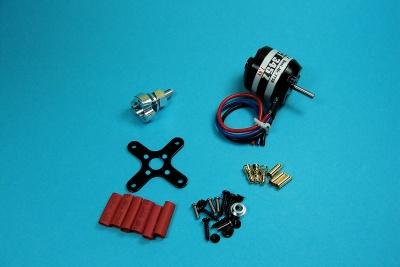 COMPACT 345Z 1500KV brushless Motor #Best.-Nr.:7738