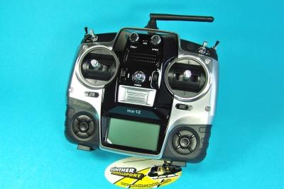 MX-12 HoTT 2.4GHzFernsteuerung