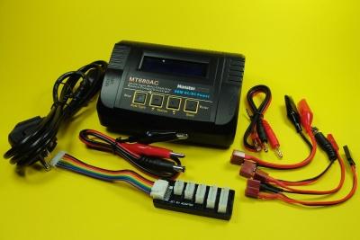 MT680 Ladegerät 80 Watt Profi Line , E-04