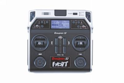 MC-16 HoTT 2.4 GHz Fernsteuerung 8 Kan.