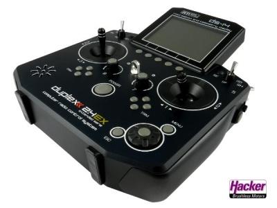 DUPLEX 2,4EX Handsender DS-14 Mode 2/4