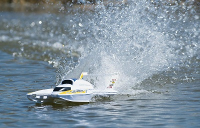 AquaCraft Hydroplane Miss Seattle U-16 2.4GHz RTR