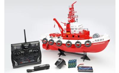 Feuerlöschboot 2.4GHz, RTR