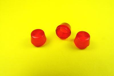Abdeckkappe L (11mm) (3St.) 3xRot