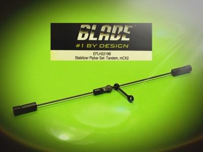 Paddelstange Tandem mCX2 Nr.: EFLH2219B von Blade