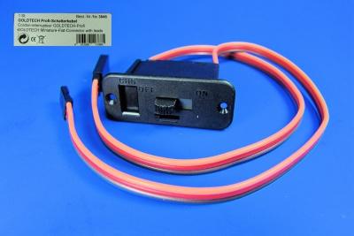 Schalter/Stromversorgung