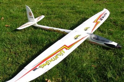 Max-Thrust Lightning 1500 ARF