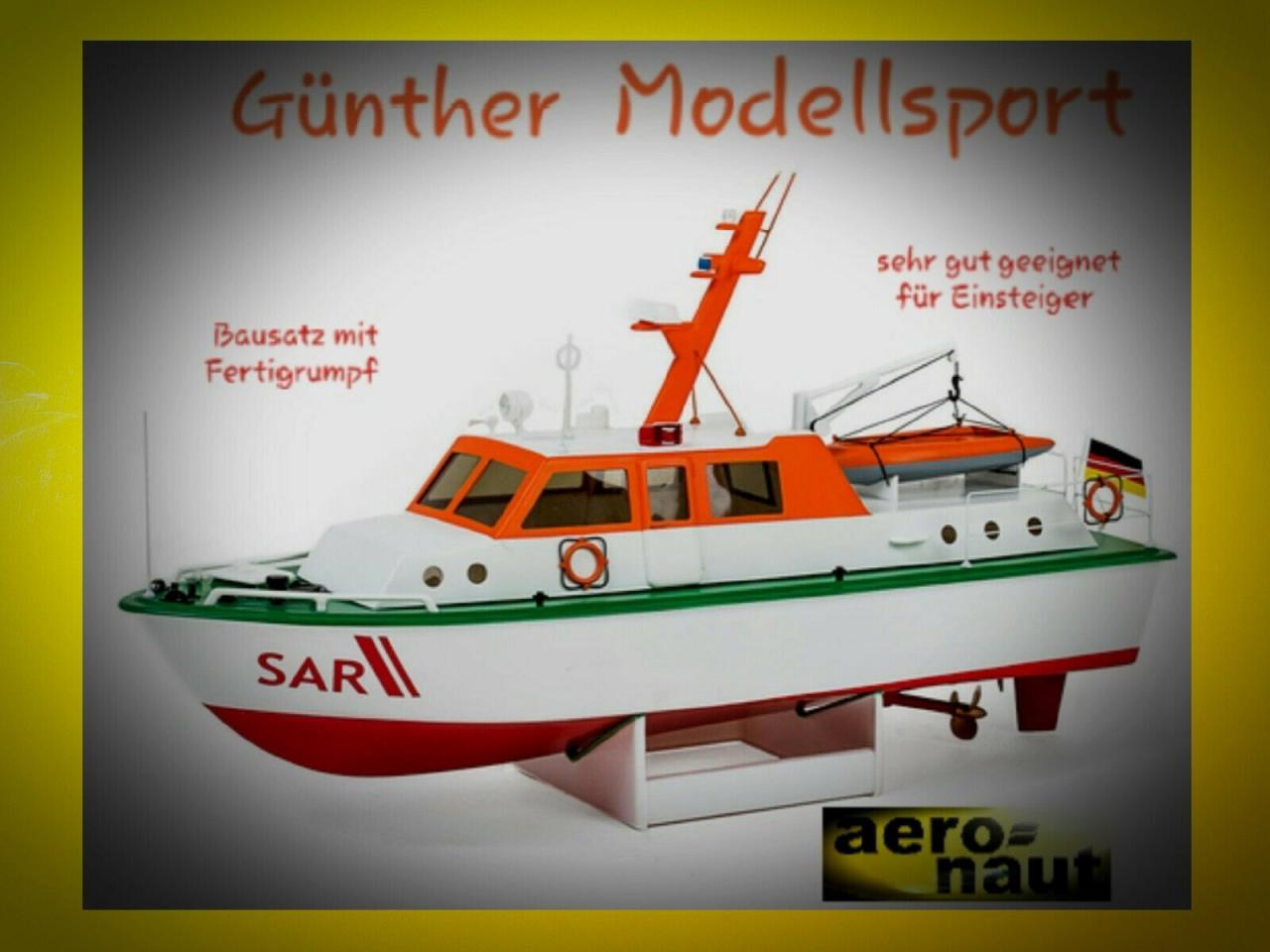aeronaut Behördenschiff SAR Boot, 3061/00, Bausatz