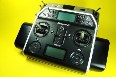 Fernsteuerung mc-20 HoTT 12-Kanal DE