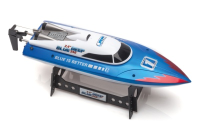LRP Deep Blue 340 2.4GHz High-Speed Racing Boot RTR
