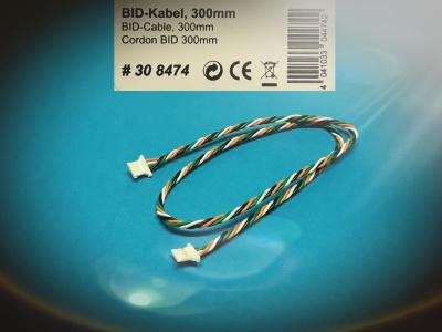 Multiplex POWER PEAK BID-Kabel 300mm Nr.: 308474