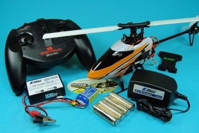 Blade 130 S RTF m. SAFE-Technologie Horizon