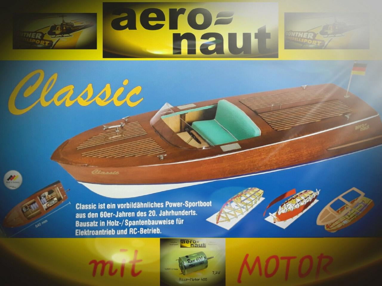 Classic Sportboot, 3092/00.M v. aeronaut
