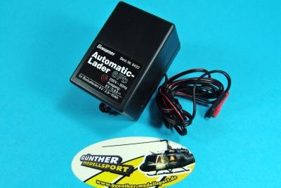 Automatik-Steckdosenlader 6 Pb, Graupner