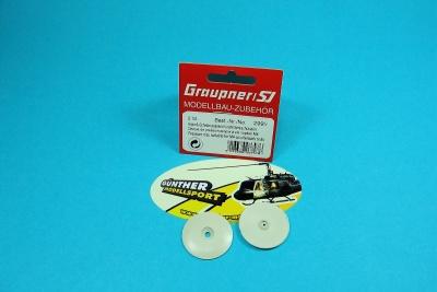 Anpreß-Scheibe passend für M4 Senkschrauben