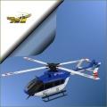 EC145 Helicopter RTF S2544