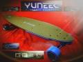 EGO2 Royal Wave- E-Skateboard EU blau  Nr.: EGO2CREU001