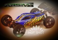 1:8 EP Buggy 4WD AB2.8BL Brushless RTR Nr.: 13202