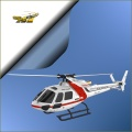 AS350 Helicopter RTF S2543