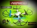 NINCOAIR Wi-Fi Quadcopter 2,4G 100% RTR Nr.: 530090108